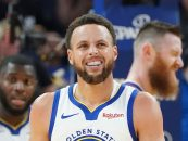 Report: Steph Curry Likely To Miss Rest Of Season