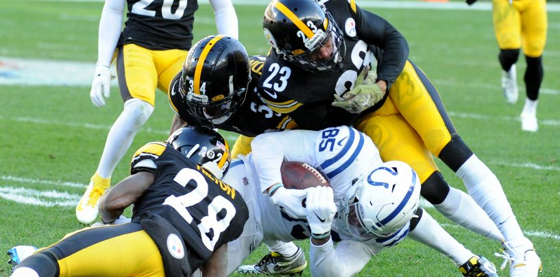 Pittsburgh Steelers Emerge Victorious Over Indianapolis Colts in Down-to-the-Wire Contest