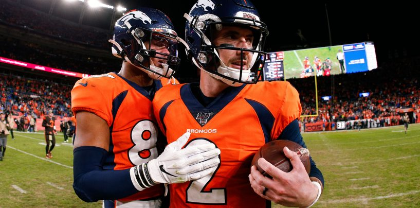 Denver Broncos' Winners and Losers Emerge from Week 9 Victory