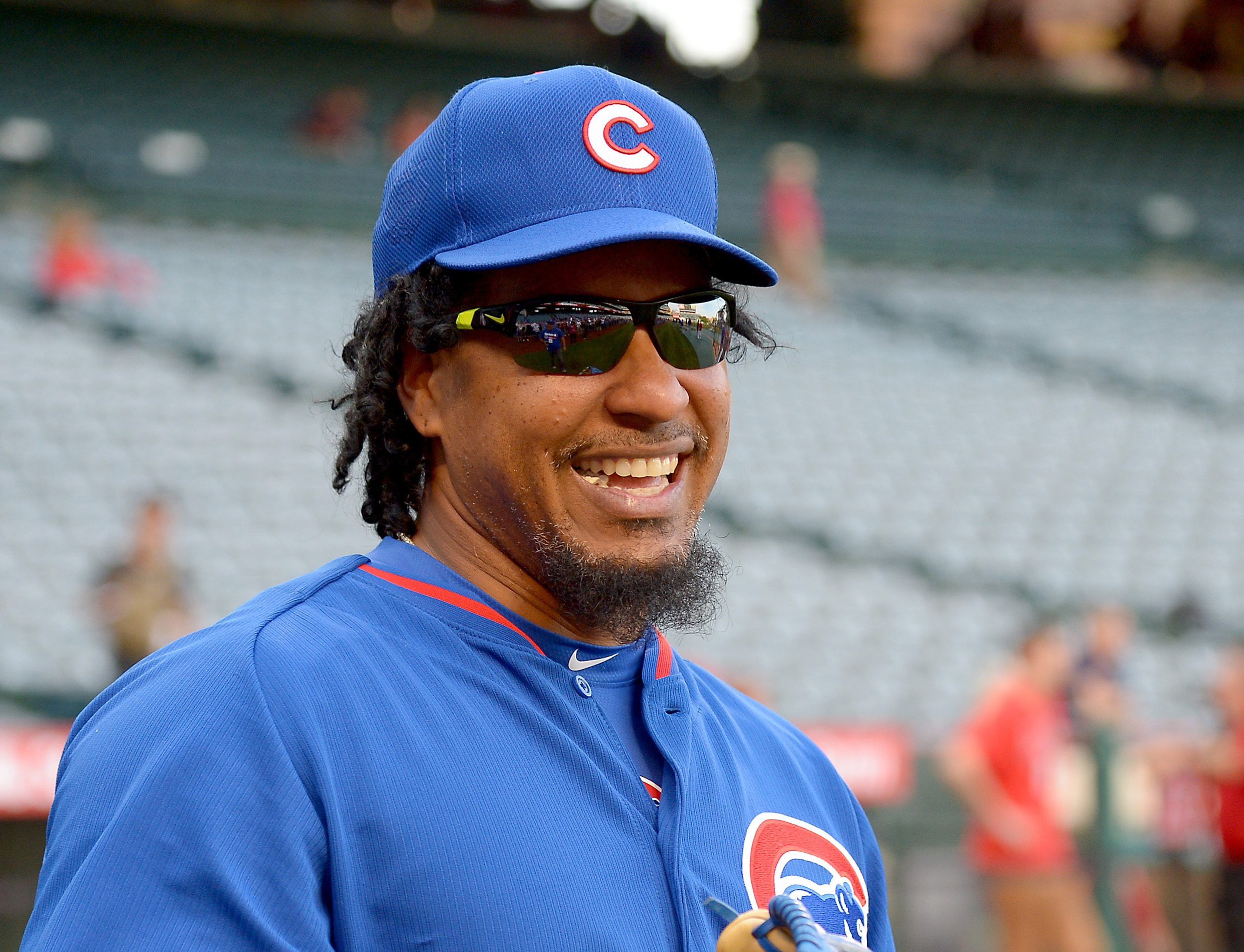 We Heard From Manny Ramirez for the First Time in a While