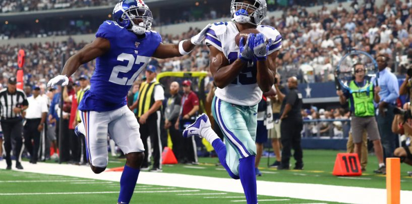High Expectations for Amari Cooper in 2020