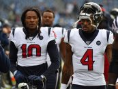 Report: Texans to Sit Deshaun Watson, Limit DeAndre Hopkins