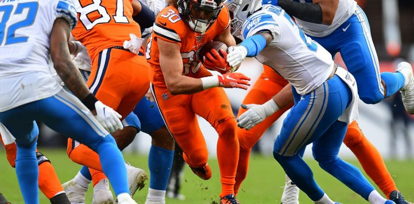Broncos Show Resilience, Beat Lions by 10