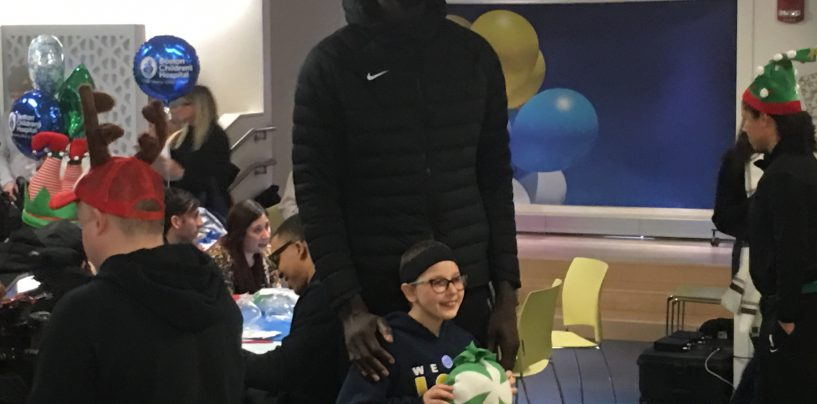 Keeping the Holiday Tradition Alive: How the Celtics Continue to Give Back to Boston