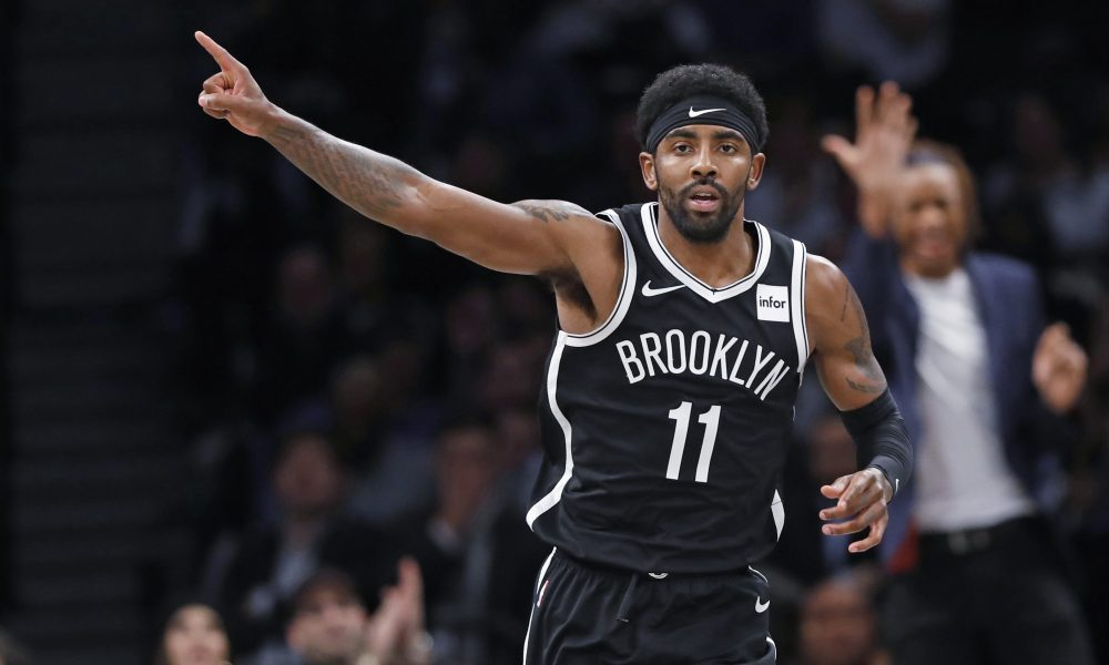 Porch: It's Time to Forget About Kyrie Irving