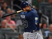 Report: Padres Trade Power-Hitting Outfielder for Rays' Pham