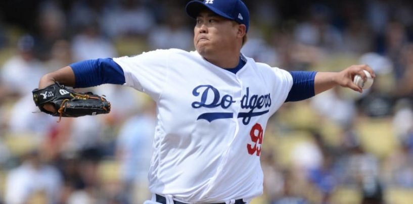 Hyun-Jin Ryu signs with Toronto Blue Jays