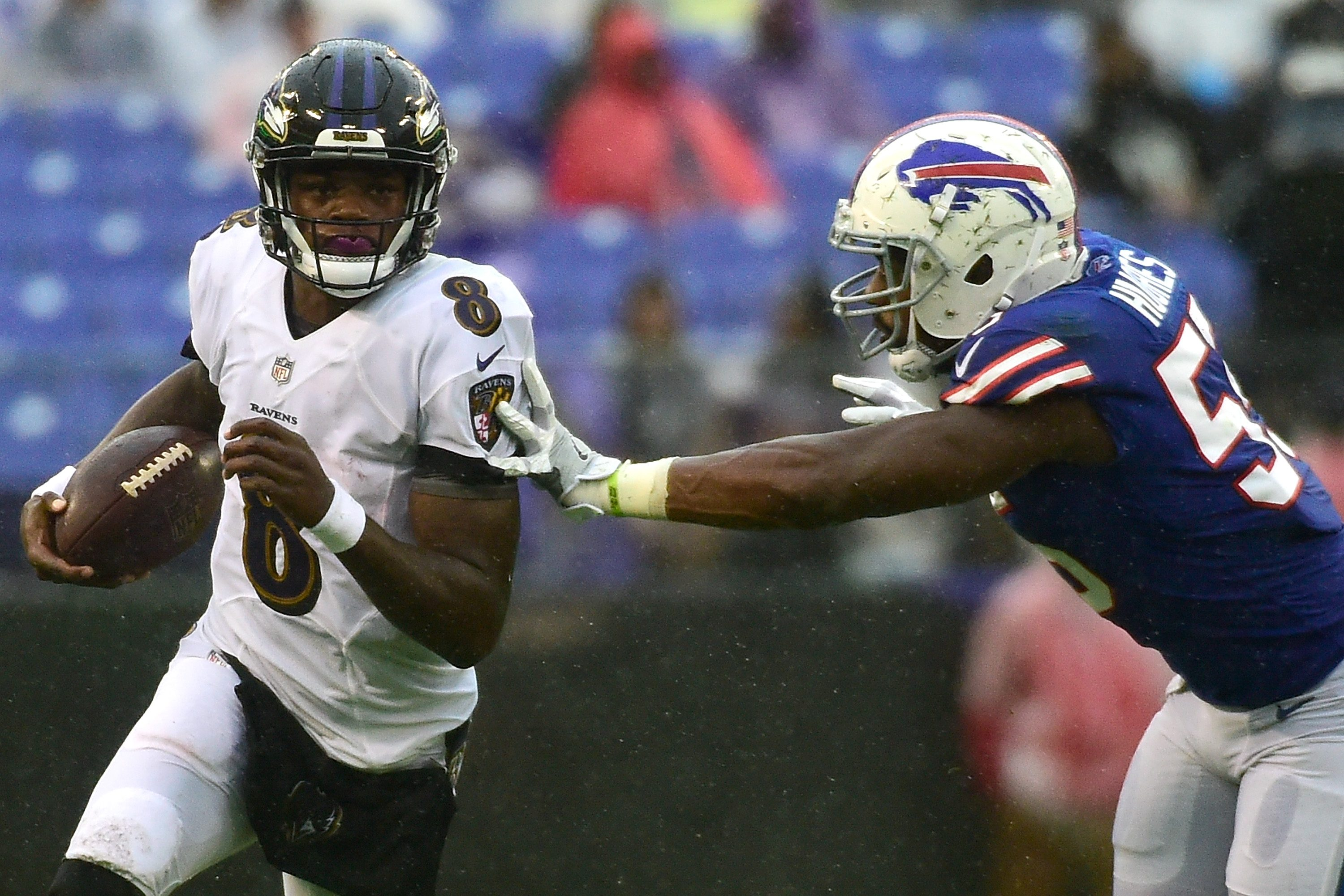 Buffalo Bills Baltimore Ravens Meet In Battle Of Electric Squads Prime Time Sports Talk