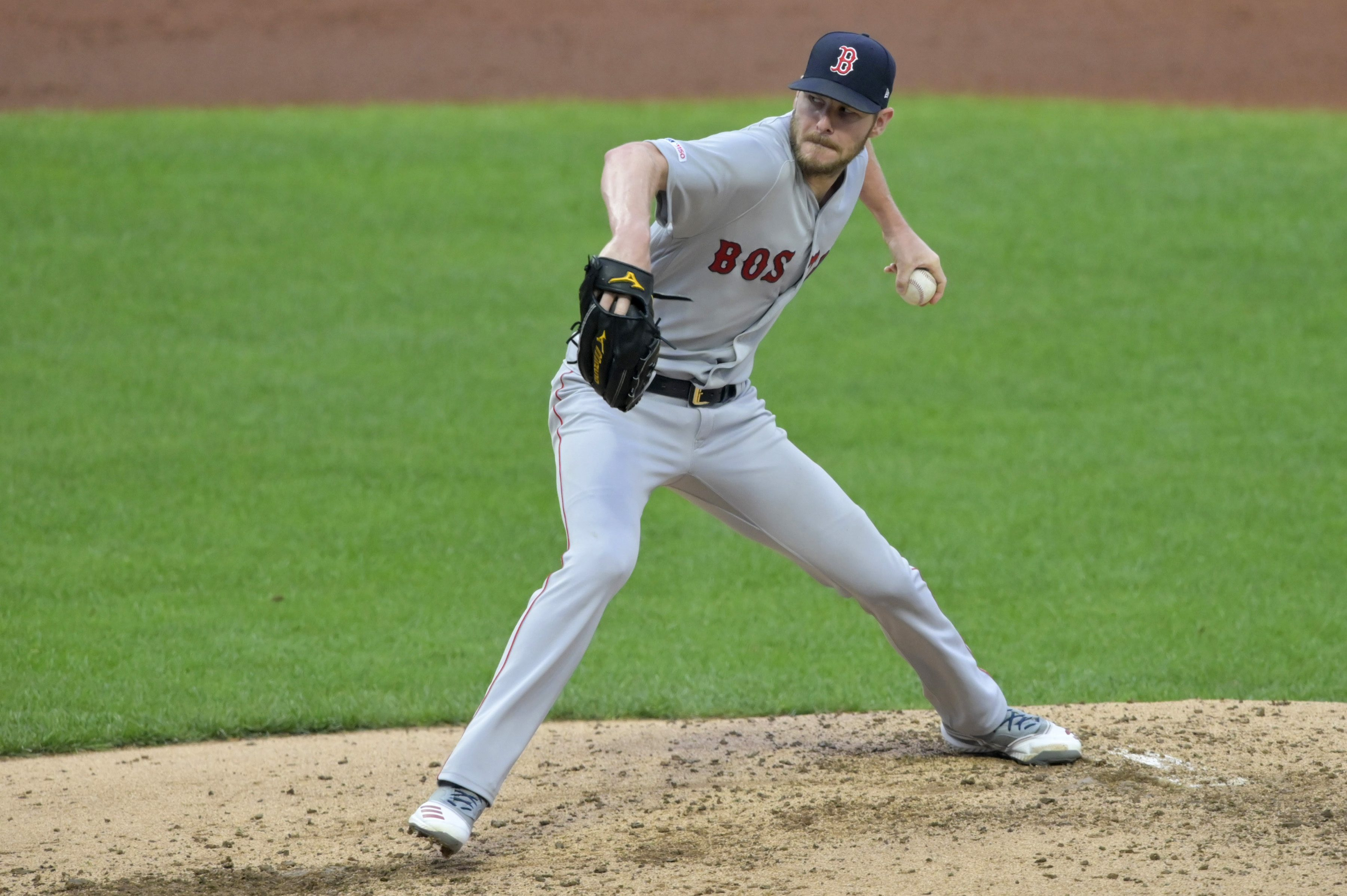 Leandre: There's an Easy Way for Chris Sale to Return to Form