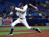 Angels Open Winter Meetings by Signing a Pitcher