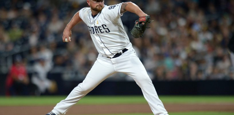 Leandre: Top 10 Relievers Right Now