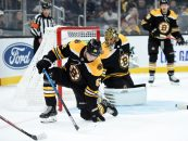 Bruins' First-Round Pick Trent Frederic Impressing in Providence