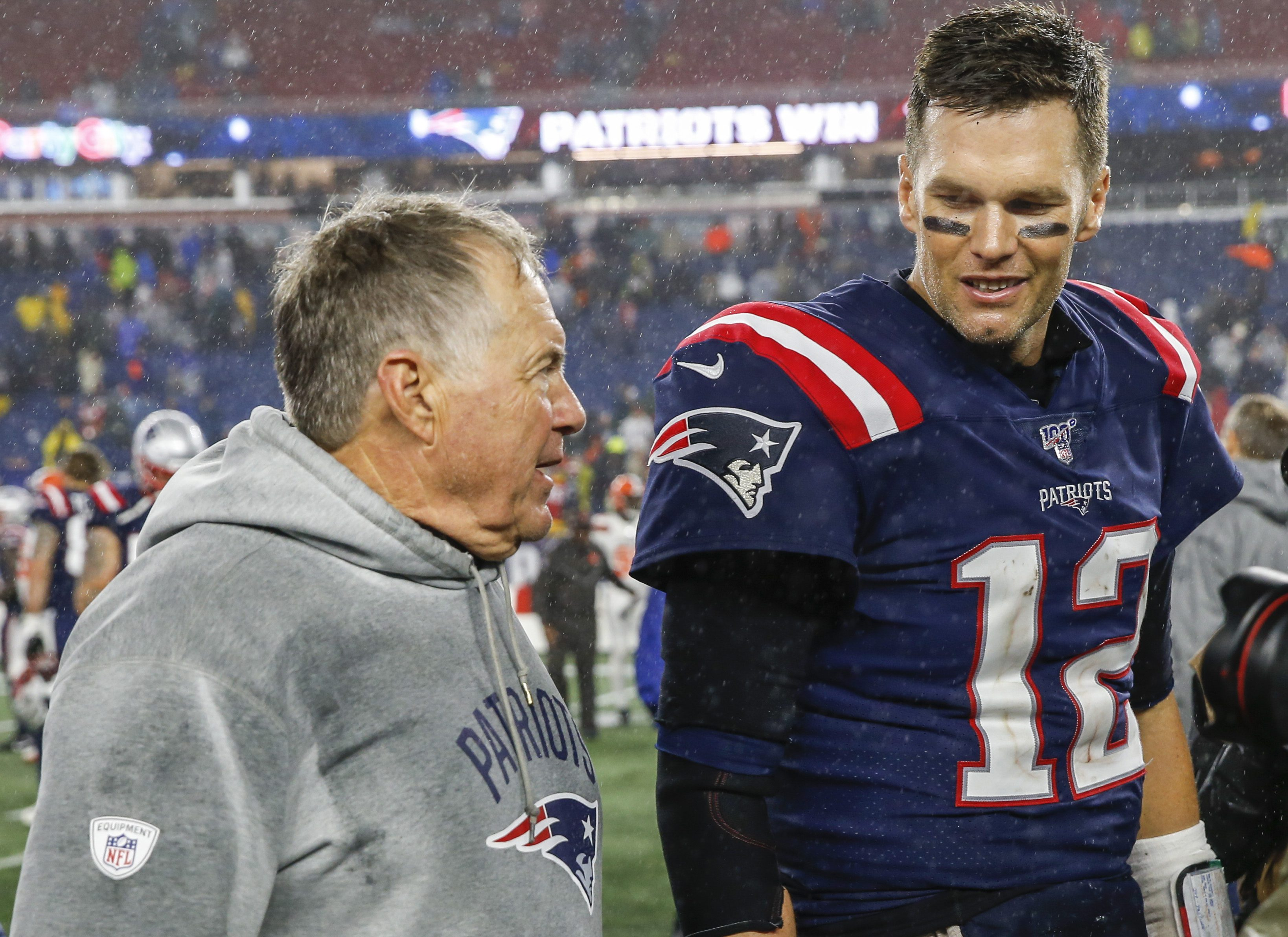 3 Reasons Patriots Fans Shouldn't Worry About Playoffs
