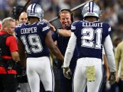 Cowboys Aiming for 1st Season with Trio of Players Eclipsing 1,000 Yards