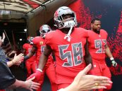 Shaquil Barrett Reclaims NFL Sack Lead in Win Over Jaguars