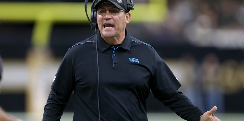 Washington Redskins Hire Ron Rivera as Head Coach, Fire President Bruce Allen