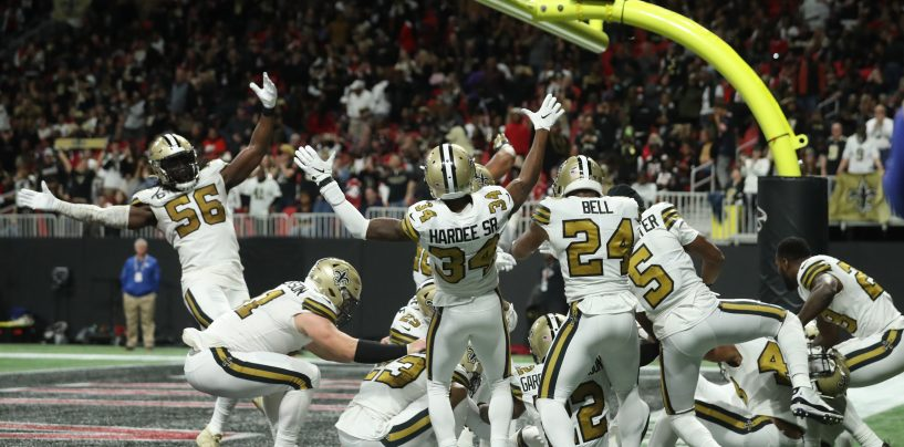 New Orleans Saints Host San Francisco 49ers in Potential Battle for NFC's Top Seed