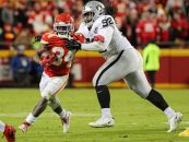 Kansas City Chiefs Steamroll Oakland Raiders in 40-9 Victory