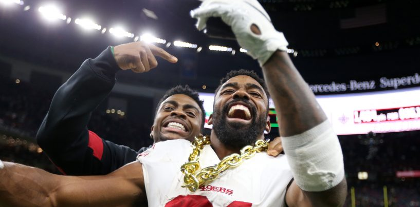 49ers Beat Saints in Final Seconds of Thriller