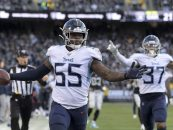 Titans Steamroll Raiders in Pursuit of AFC South Crown