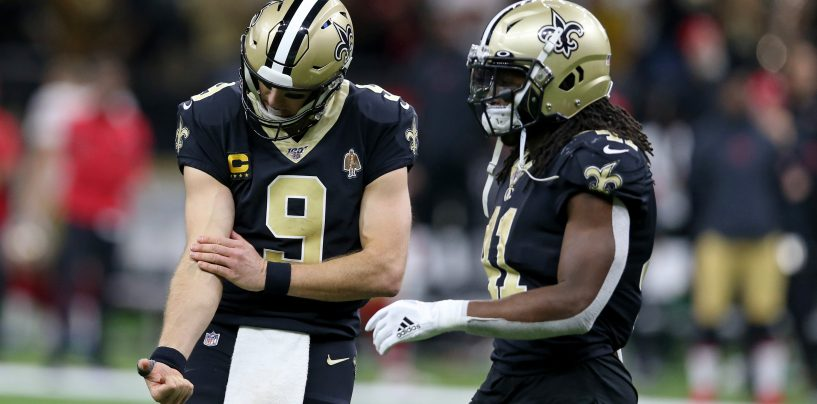 Athletes Respond to Brees' Comments