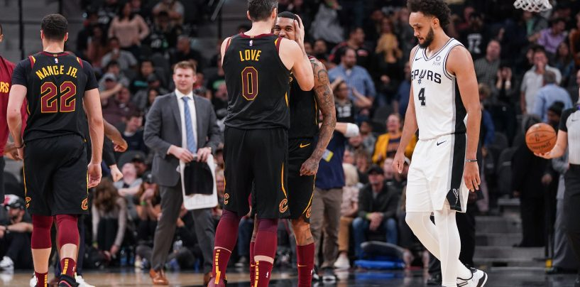 Cleveland Cavaliers: Games 17-25 Review