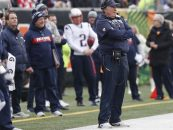 New England Patriots Penalized for Filming Bengals