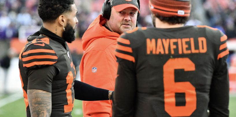 Explaining Odell Beckham, Jr.'s Viral Moment with Freddie Kitchens