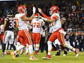 Kansas City Chiefs Hunt Down Playoff Position with Victory Over Chicago Bears