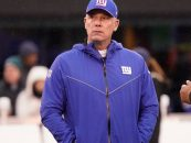 New York Giants Fire Head Coach Pat Shurmur on Black Monday