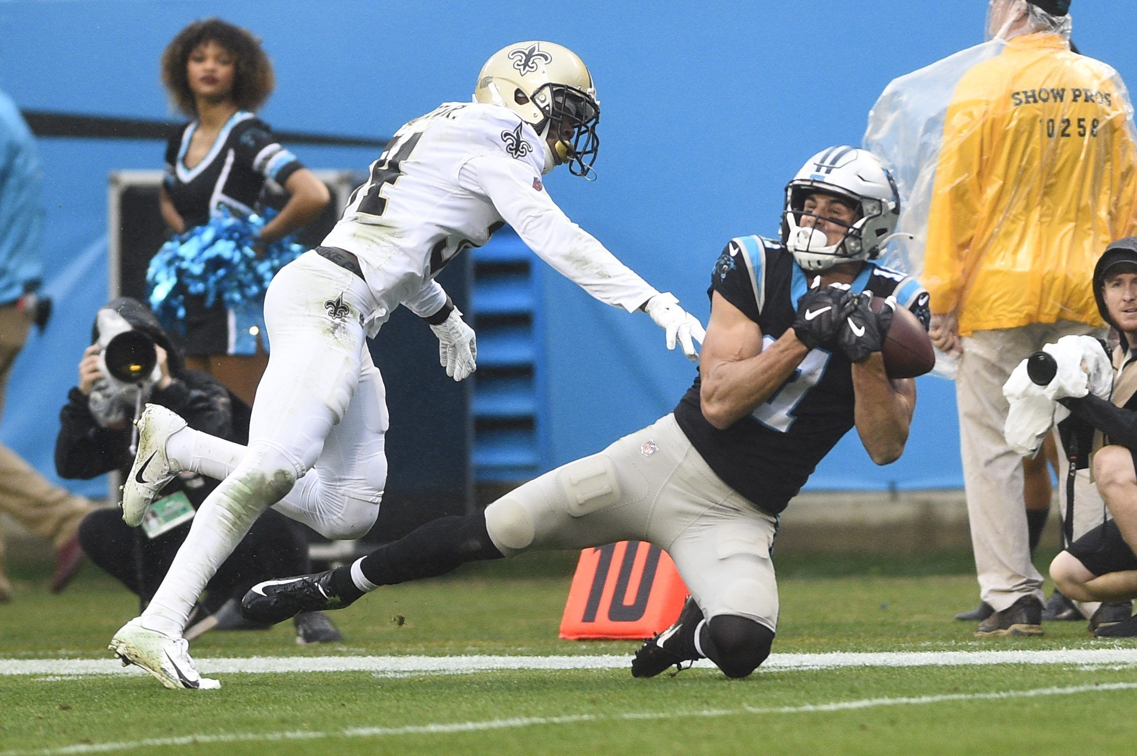 New Orleans Saints Demolish Carolina Panthers in Season Finale