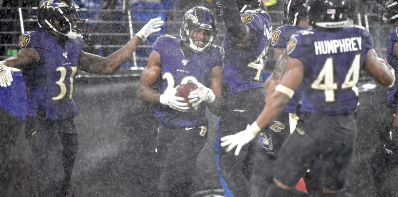 Baltimore Ravens Trounce Pittsburgh Steelers Despite Lineup Consisting of Backups
