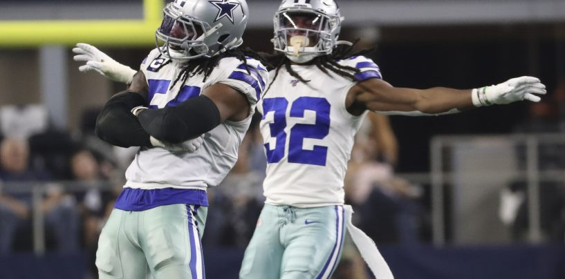 Cowboys Defeat Redskins Season Finale, Finish No. 2 in NFC East and Miss Playoffs