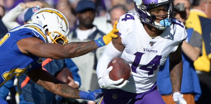Vikings Capitalize on Charger Mistakes to Move Closer to Playoffs
