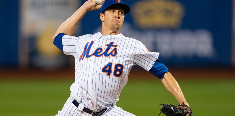Leandre: Top 10 Starting Pitchers Right Now