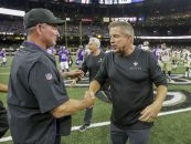 New Orleans Saints Face Minnesota Vikings in Wild Card Weekend Clash