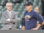 Houston Astros Fire Jeff Luhnow, A.J. Hinch for Sign-Stealing Scandal