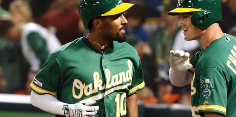Oakland Gives Semien a Huge Raise; Why no Extension?
