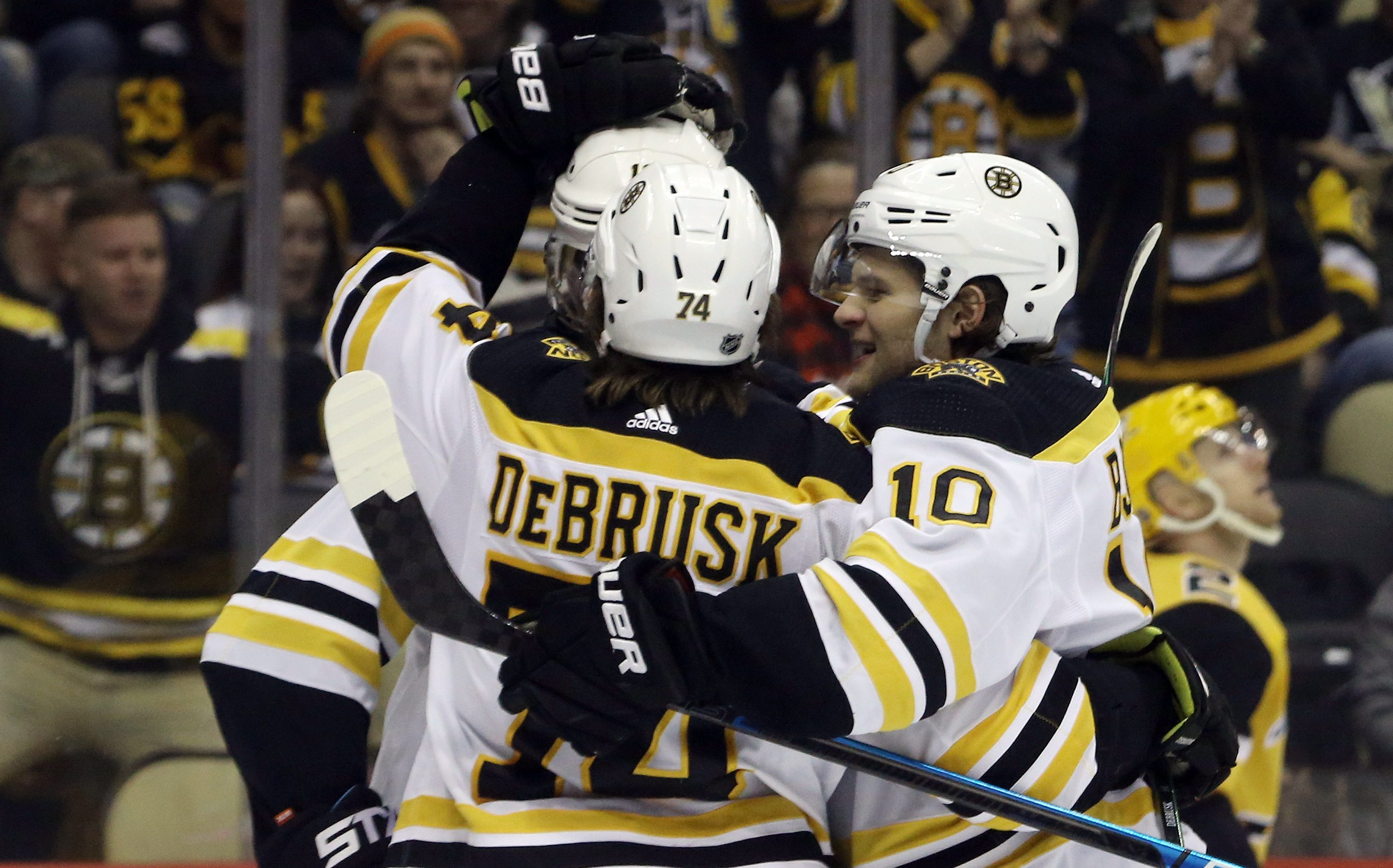 Bruins Will Rely on Their Youth in the Second Half