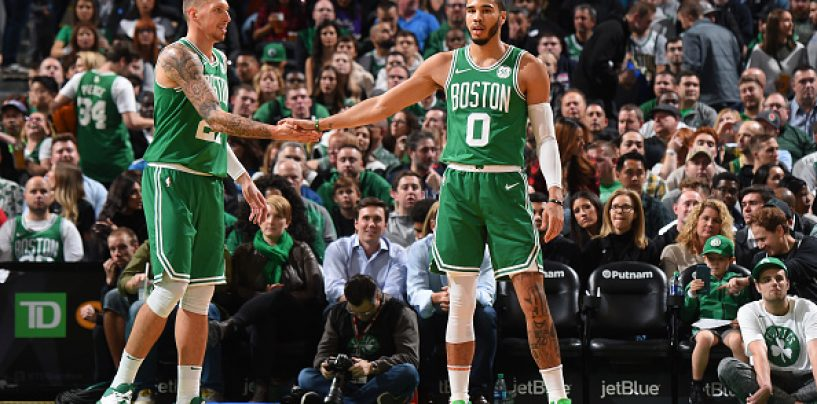 The Celtics Don't Have to Make a Trade Right Now