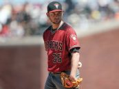 Angels Acquire Pitcher from Diamondbacks in Attempt to Bolster Bullpen
