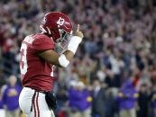 Tua Tagovailoa Signs Rookie Deal with Dolphins