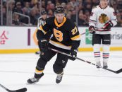John Moore's Situation with Boston Bruins Becomes Intricate