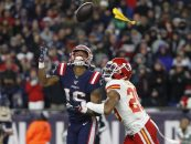 Has Another Patriots Player's Burner Account Been Discovered?