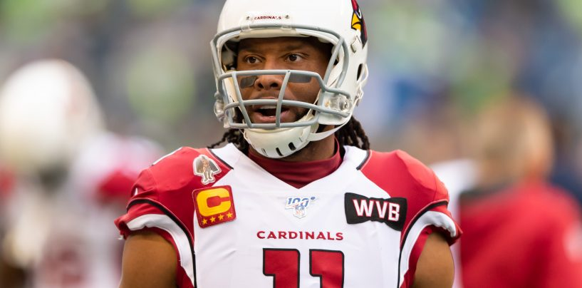 One More Year: Larry Fitzgerald Confirms He Will Play in 2020