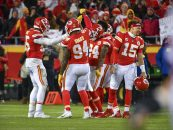 Kansas City Chiefs Overcome 24-Point Deficit, Advance to AFC Championship