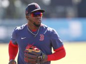 Assessing the Possibility of Rusney Castillo Playing for Red Sox in 2020