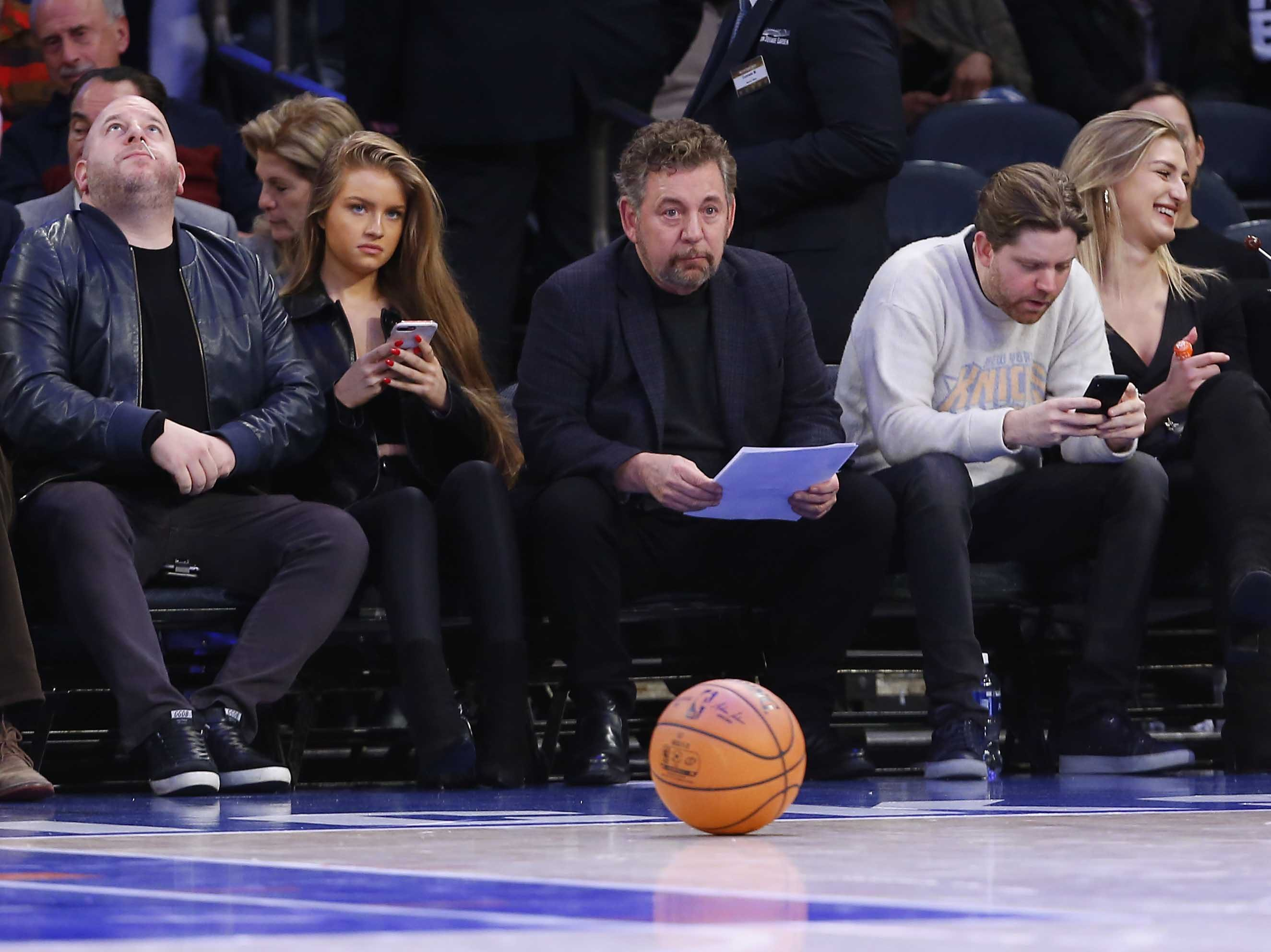 Will Hiring a Player Agent Solve Knicks' Problems?
