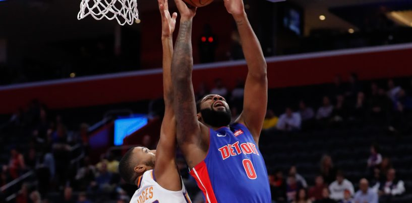 Drummond Is Heading To Cleveland
