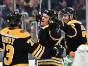 Charlie McAvoy Proving to be Key Part of Bruins' Recent Success
